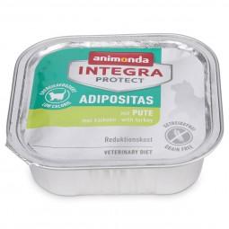 Animonda Katzenfutter Integra Protect Adipositas mit Pute