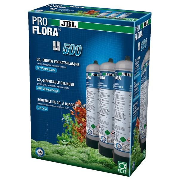 JBL CO2-Einweg-Vorratsflasche ProFlora u500 2