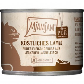MjAMjAM purer Fleischgenuss köstliches Lamm pur