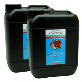 Easy Life ffm flüssiges Filtermedium 2 x 5 Liter
