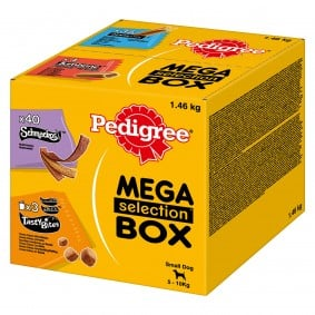 Pedigree Snack Mixpack Small