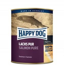 Happy Dog čistý losos v konzervě, 750 g