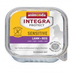 Animonda Integra Protect Sensitive Lamm und Reis