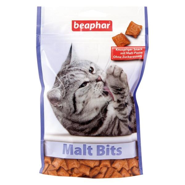 beaphar Malt Bits Katzensnacks 150g