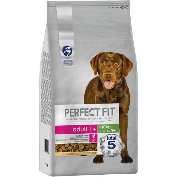 PERFECT FIT™ Hund Adult 1+ M/L >10kg mit Huhn