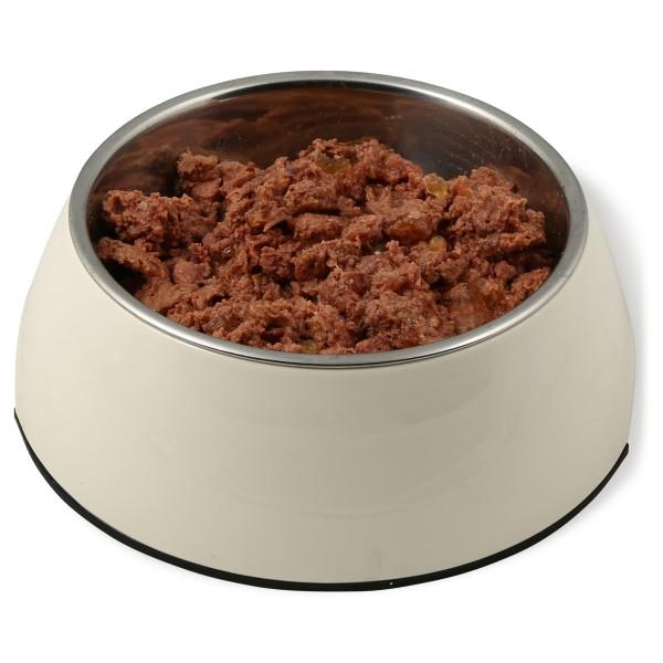 O'Canis Katzenfutter Pute, Wachtel und Lachsöl 400g