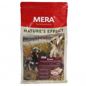 MERA Nature's Effect Trockenfutter Mini Ente