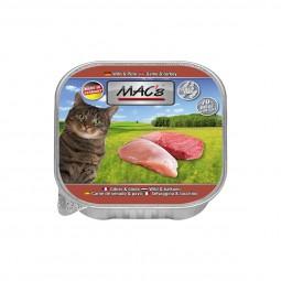 Mac's Cat Wild & Pute