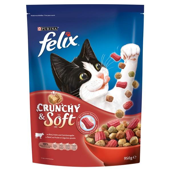 FELIX Crunchy & Soft Rind