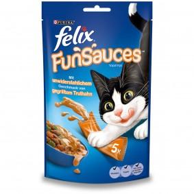 FELIX FunSauces Truthahngeschmack 5x15g