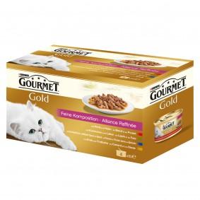 Gourmet Gold Feine Komposition 4er Pack