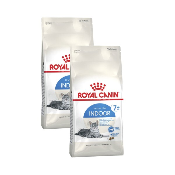 royal canin katzenfutter indoor 7 g nstig kaufen bei zooroyal. Black Bedroom Furniture Sets. Home Design Ideas