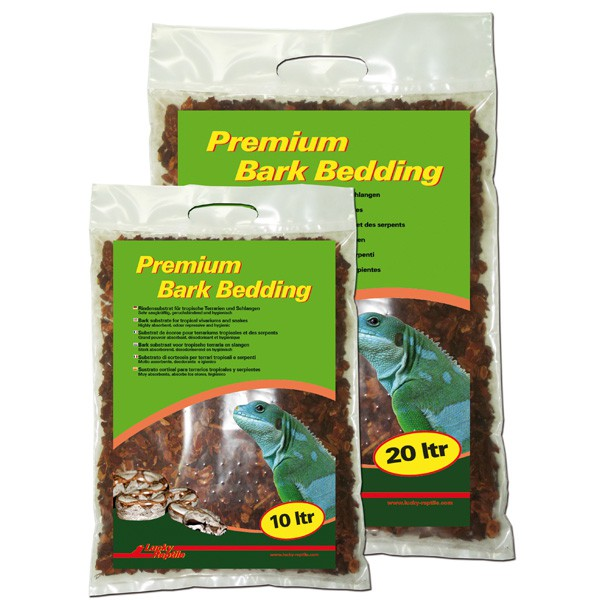 Lucky Reptile Premium Bark Bedding