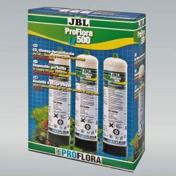 JBL ProFlora u500 Einweg CO2 Vorratsflasche 3er Pack Sonderposten
