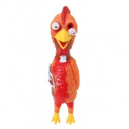Dogit Vinyl-Zombie Huhn mit squeaker