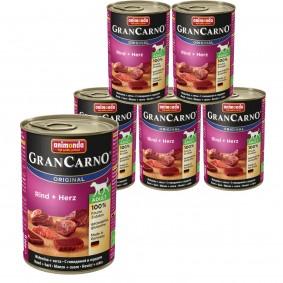 Animonda GranCarno Original Adult Rind und Herz