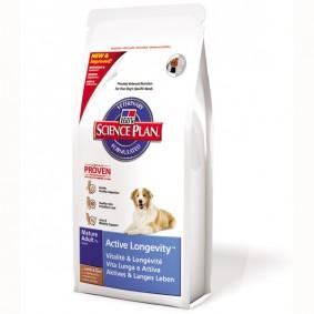 Hill's Canine Mature Adult Senior Lamm & Reis