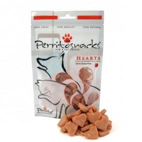 Perrito Hearts Chicken Pollock