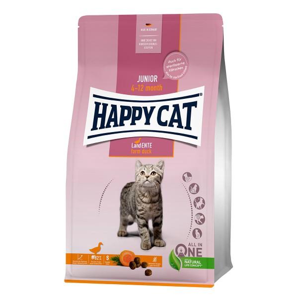 Happy Cat Young Junior Land Ente