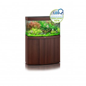 Werben Angebote Juwel Aquarium Vision 180 LED mit Unterschrank SBX - Dunkles Holz