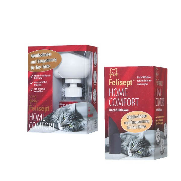 Felisept Startset Verdampfer plus 2 Flakons je 45ml