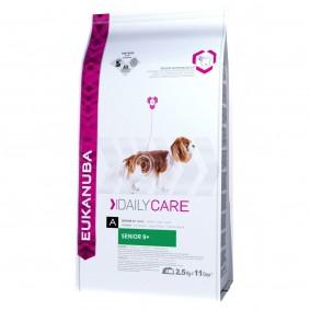 Eukanuba Care Hundefutter Senior 9+ Huhn