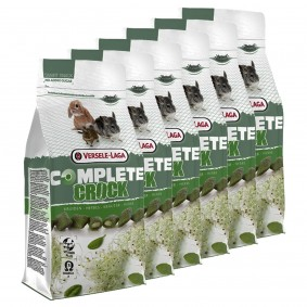 Versele Lage Nager & Kaninchenfutter Crock Complete Herbs 6x50g