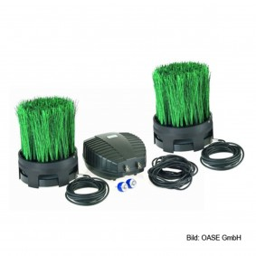 Oase OxyTex 2000 Set CWS - aération et filtration
