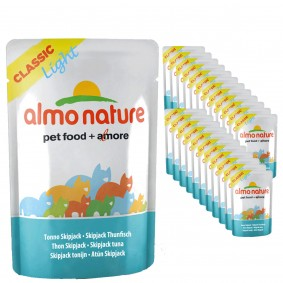 Almo Nature Cat Pouches Classic Light 24x55g