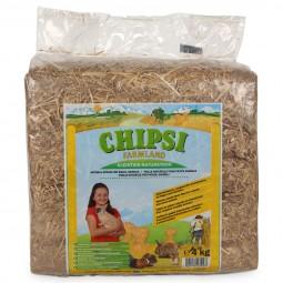 Chipsi Kleintiereinstreu Farmland Naturstroh 4kg