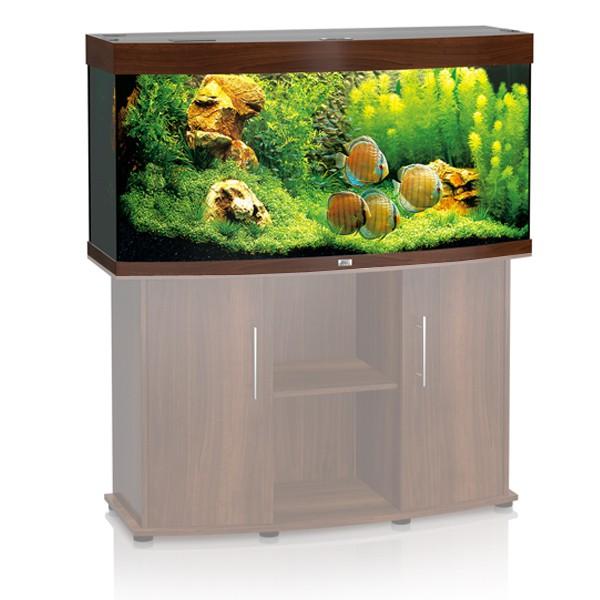 Juwel Vision 260 Aquarium ohne Schrank - Dunkel...