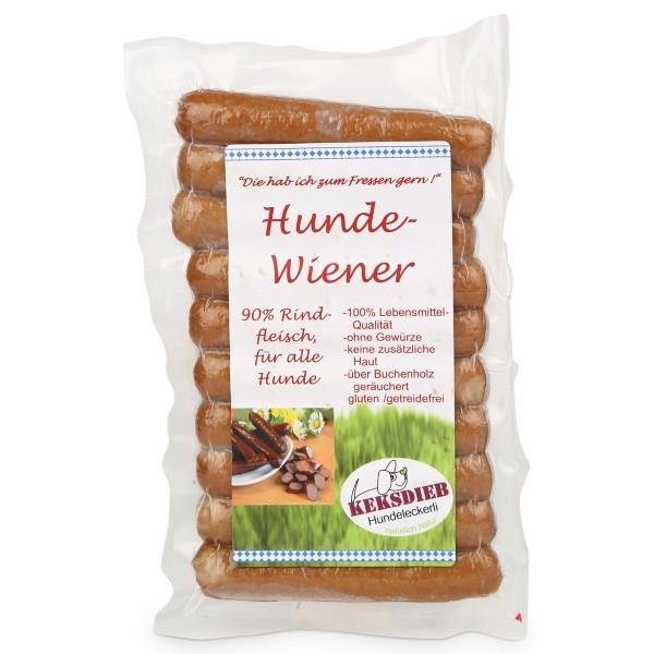 Keksdieb Hundesnack Hunde Wiener 180g