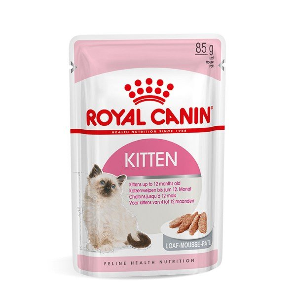 Royal Canin Kitten Loaf Mousse Paté