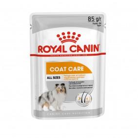 ROYAL CANIN COAT CARE Nassfutter für glänzendes Fell