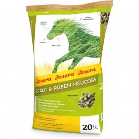 Josera Kraut & Rüben Heucobs 20kg