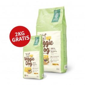 Green Petfood VeggieDog light 15kg plus 2kg