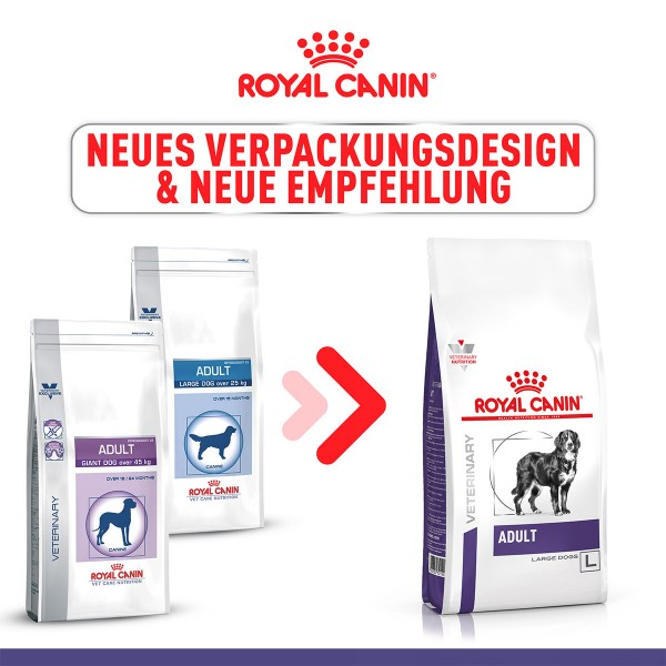 ROYAL CANIN ADULT LARGE DOGS 14kg