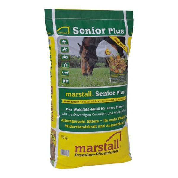 Marstall Senior Plus Pferdefutter 20kg