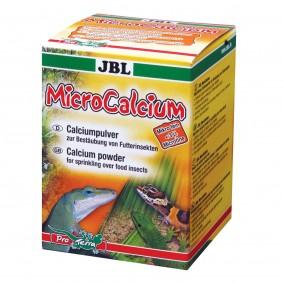 JBL Micro calcium - Poudre pour la pollinisation des insectes alimentaires 100g