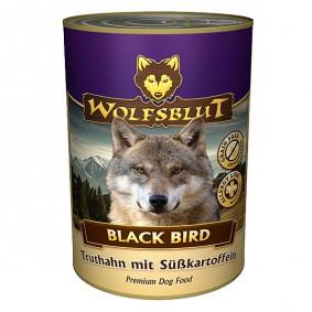 Wolfsblut Black Bird Adult Truthahn und Süßkartoffel