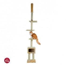 Trixie Kratzbaum Santander 245-275 cm - beige
