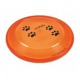 Trixie Dog Activity Dog Disc Hundefrisbee aus Kunststoff 19cm