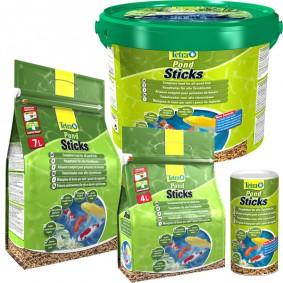Tetra Pond Sticks - Granulés alimentaires pour poissons d'étang