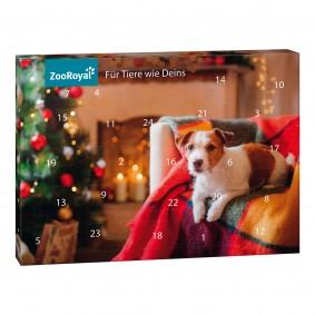 ZooRoyal Adventskalender für Hunde