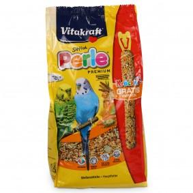 Vitakraft Sittich-Perle Jod-Vital-C mit Honig 1kg