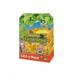 JR Cat Katzensnack Grainless Catch a Mouse 30g