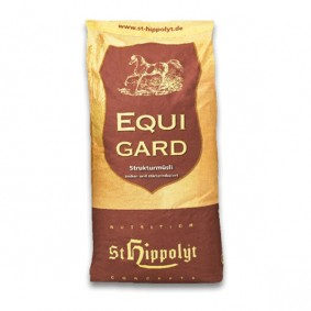 St.Hippolyt Pferdefutter Equigard 20 kg