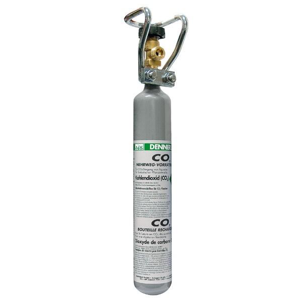 Dennerle Classic-Line CO2 Mehrweg-Vorratsflasche 500 g