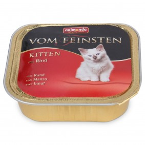 Animonda Vom Feinsten Kitten  Rind