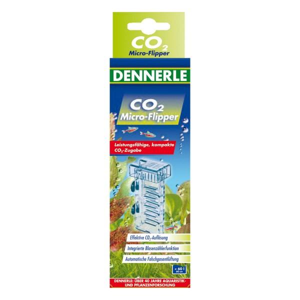 Dennerle CO2 Micro-Flipper - Für Aquarien bis 60 Liter